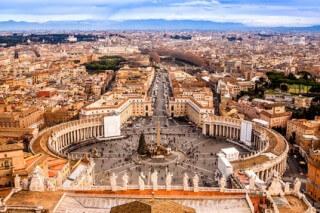 Bewerbung als Papst