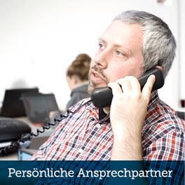 Die Bewerbungsschreiber bieten jedem Kunden einen persönlichen Ansprechpartner