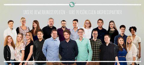Die Bewerbungsschreiber - Unser Team