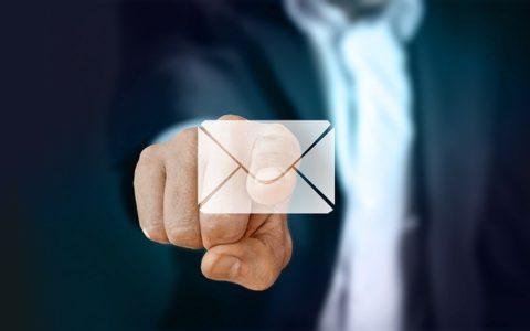 Online Bewerbung E-Mail